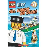 (进口原版) 学乐读者系列 All Hands on Deck!
