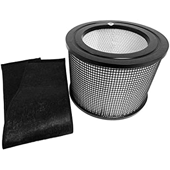 Amazon Com Hepa Plus Replacement Filter With Carbon Wrap