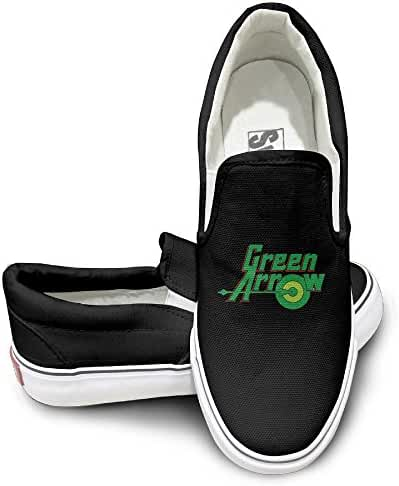 Category:Green Arrow Mens Casual Sneakers Shoes Classic Boat Shoes