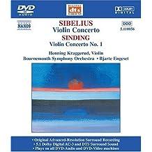 Violin Concertos (DVD Audio)