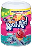 Kool-Aid, Drink Mix, Sharkleberry Fin, 19-Ounce Container (Pack of 3)
