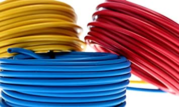 17 Colours Rapid 16//0.2 Bi-Colour Equipment Wire Cable 100m reel