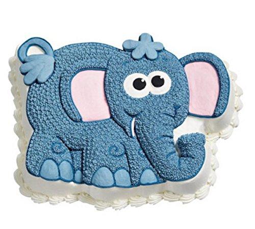 Lovely Dumbo Elephant Form to Cake Pan Aluminium Baking Mold DIY Sugarcraft Cake Decorating Tools Fondant Kitchen Bakeware by JetkyShop