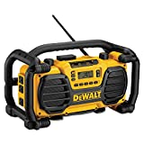 Best Worksite Radios - DEWALT DC012 7.2-Volt-18-Volt Heavy-Duty Worksite Radio Charger Review