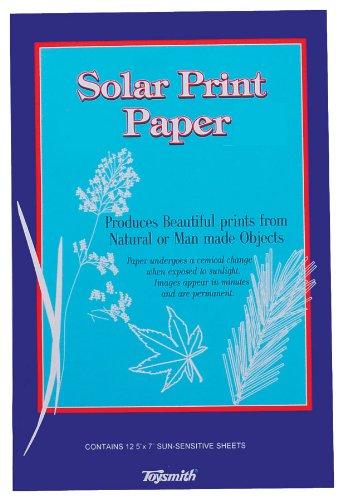 Toysmith Solar Print Paper Refill