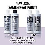 FolkArt glitter paint, 8 oz, Hologram 8 Fl Oz