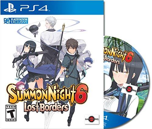 (Summon Night 6: Lost Borders - PlayStation 4 Amu Edition)