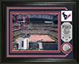 Houston Texans Single Coin Stadium Photo Mint