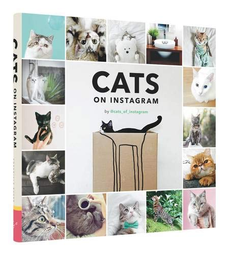 "Cat lovers, rejoice! This irresistible book compiles over 400 photos from the hugely popular Instagram profile @cats_of_instagram into a keepsake treasure. Playful categories including ""bowties,"" ""surprise!,"" and ""happy cats"" showcase all the charm a..."