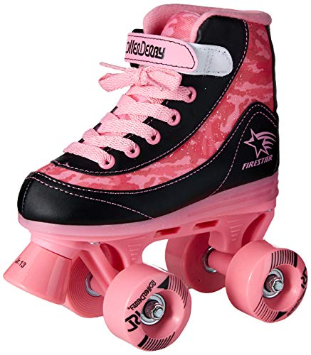 Roller Derby Youth Girls Firestar Roller Skate