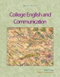 img - for College English and Communication with OLC Premium Content Card book / textbook / text book
