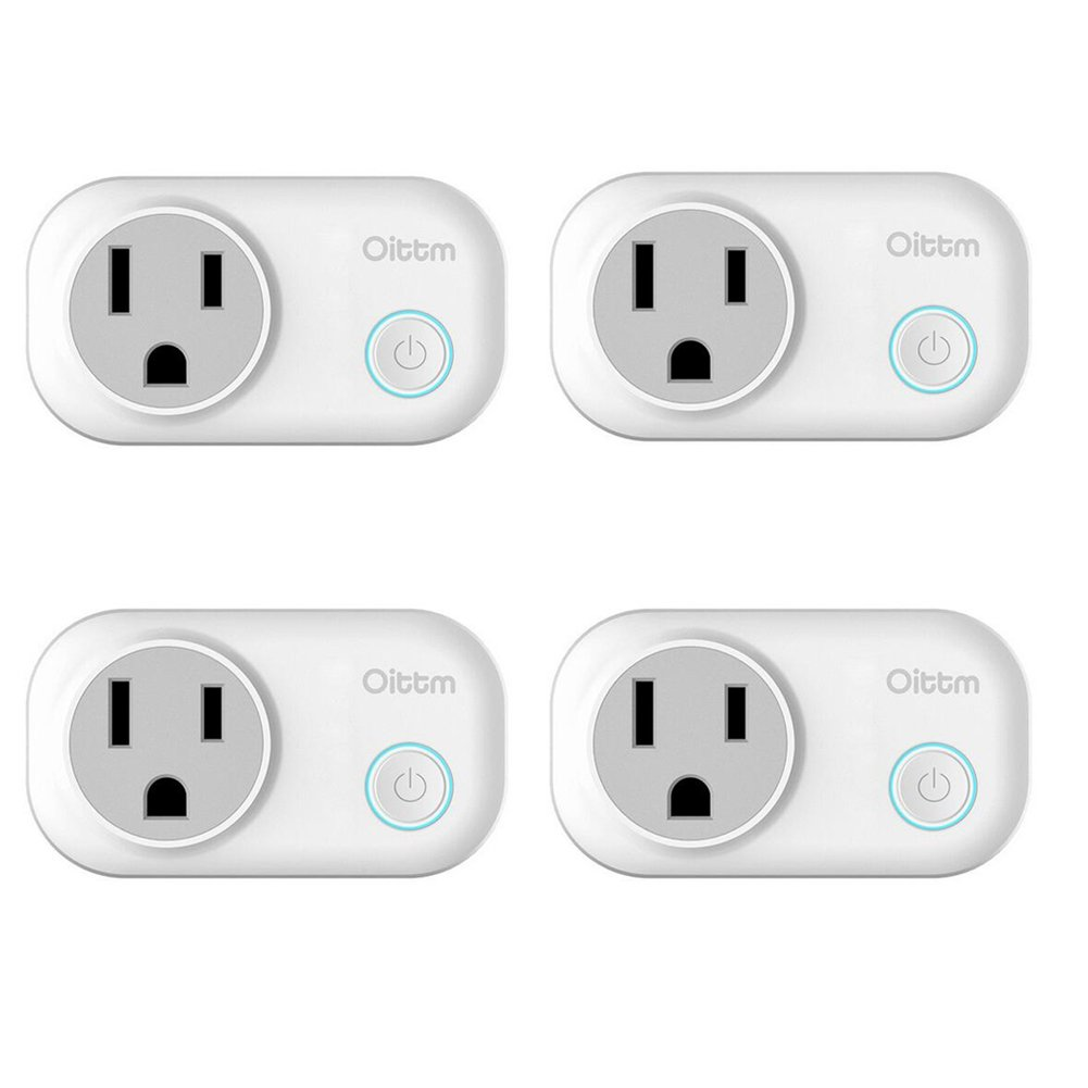 Aolyty Smart Wifi Controlled Plug Mini Outlet– the Best and and cheapest Outlet with Home Automation System, Works with Alexa and Google Assistant and IFTTT (4)