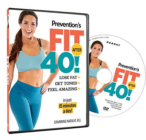 Prevention Fit After 40! Lose Fat, Get Toned, Feel Amazing in Just 15 Minutes a Day! ()