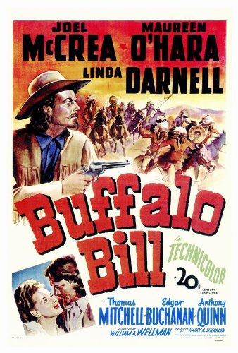 Buffalo Bill - Movie Poster - 27 x 40