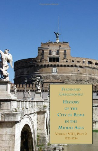 History of the City of Rome in the Middle Ages, Volume 8-2 pdf