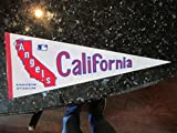 California Angels Anaheim 1970's full size Pennant
