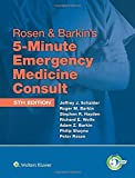 img - for Rosen & Barkin's 5-Minute Emergency Medicine Consult Standard Edition: 10-day Enhanced Online Access (Fifth, Standard Edition) [Hardcover] book / textbook / text book