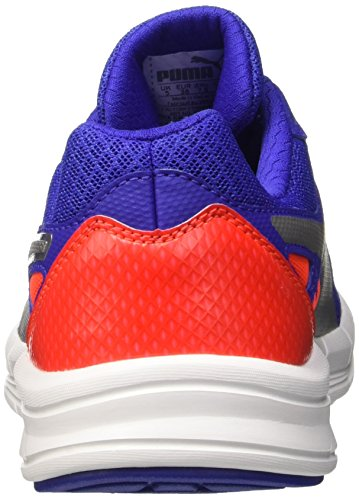 Puma Driver Wn'S Baskets Mode-Royal Blue/Red/Silver 5-Blast
