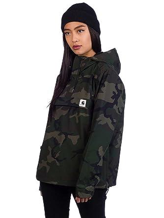 Carhartt jacke camouflage damen