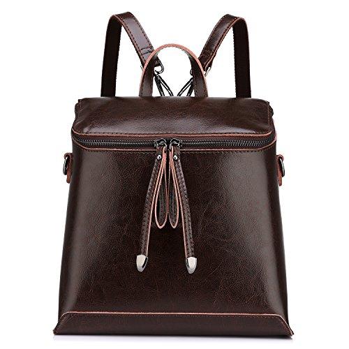 Backpacks School Leather Shoulder Realer product image