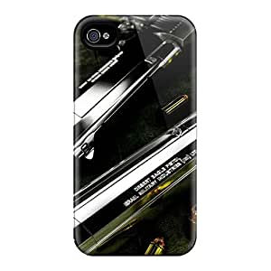 Protection Case For Iphone 4/4s / Case Cover For Iphone(gun Desert Eagle)