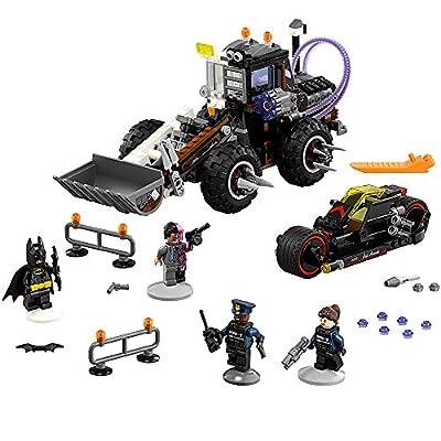 LEGO Batman Movie Two-Face Double Demolition 70915 Building Kit: Toys & Games