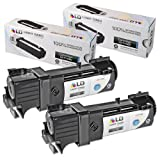 LD © Compatible Dell T106C Set of 2 High Yield Black Toner Cartridges for 2130cn/2135cn Printers, Office Central