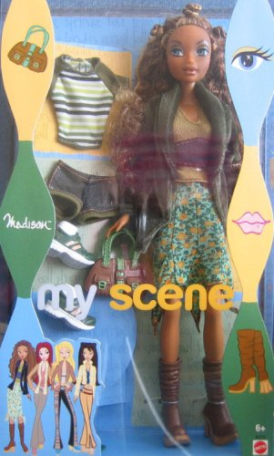 My Scene Madison - Series #3
