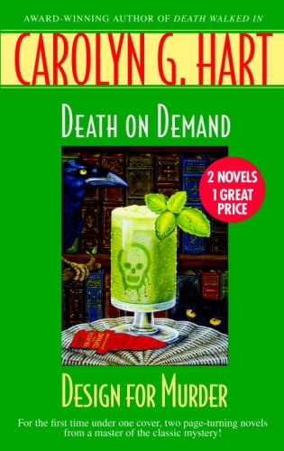 Read Online Death on Demand/Design for Murder pdf epub