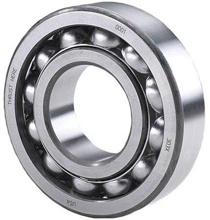 Mrc Ball Bearings - MRC (SKF) 103KS - Radial/Deep Groove Ball Bearing - Round Bore, 17 mm ID, 35 mm OD, 10 mm Width, Open, C0