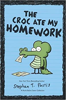 Book The Croc Ate My Homework: A Pearls Before Swine Collection by Stephan Pastis (2014-07-01)