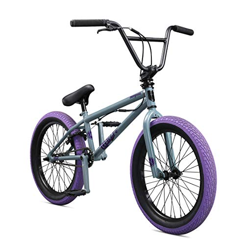 Mongoose Legion L40 20' Freestyle BMX Bike, Grey