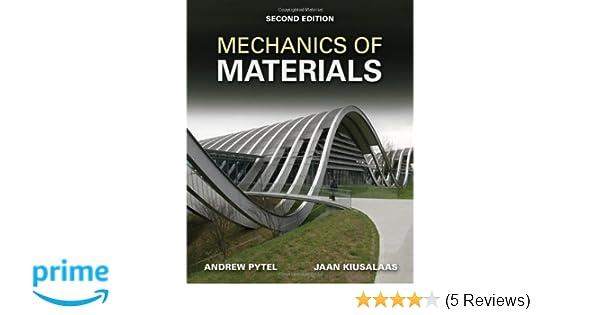 Amazon mechanics of materials 9780495667759 andrew pytel amazon mechanics of materials 9780495667759 andrew pytel jaan kiusalaas books fandeluxe Gallery