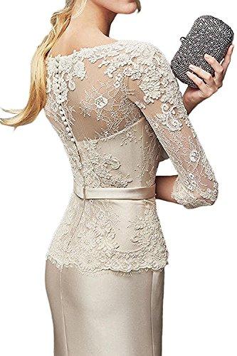 Braut Abendkleider Lilac Promkleider Knielang La Spitze Lilac Etuikleider mia Brautmutterkleider Kleider Jugendweihe Suessig R6qfxpw