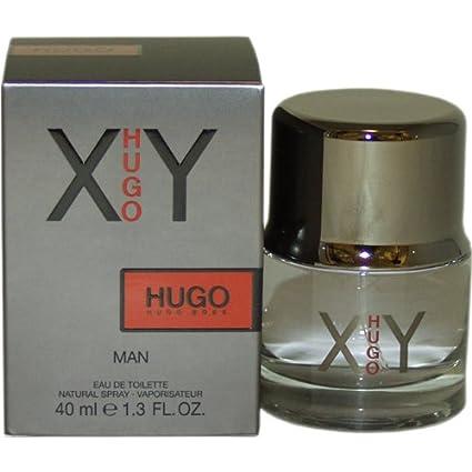 Hugo Boss XY - Agua de colonia para hombre