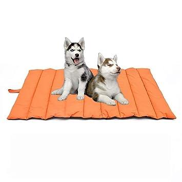 Cama de la estera de los animales domésticos, Colchón impermeable de Cushion, Las mantas