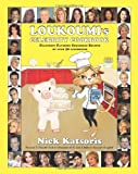 img - for Loukoumi's Celebrity Cookbook Featuring Favorite Childhood Recipes from over 50 celebrities book / textbook / text book