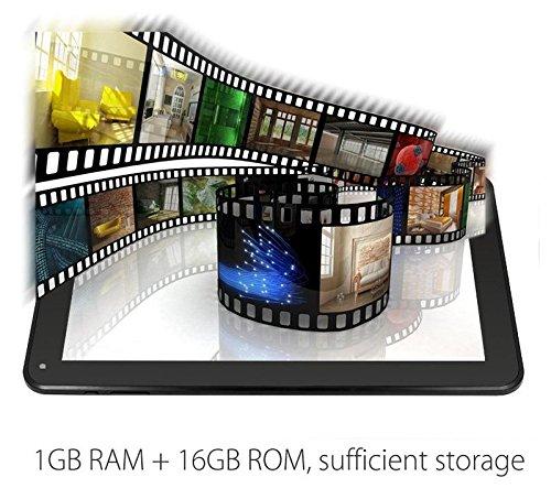 Hanbaili (US Plug) Tablet Pc, 7''A33GoogleAndroid4.4QuadCoreCamera 1GB+16GBTabletPCWiFiBluetooth by Hanbaili (Image #7)