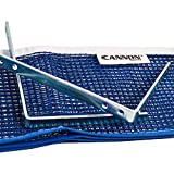Cannon Sports Table Tennis Net & Post Set for