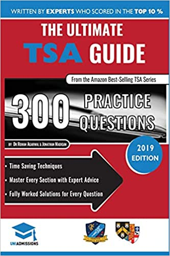The Ultimate TSA Guide 300 Practice Questions Fully Worked