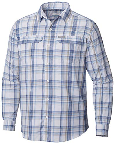 Which is the best columbia silver ridge long sleeve shirt?