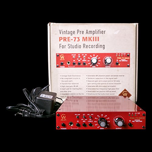 Golden Age Project Pre-73 MKIII Mic Preamp by Golden Age Project