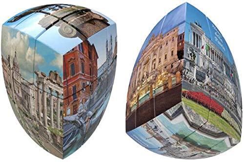machebelcarrello V-Cube Rome, Couleur coloré, 095140