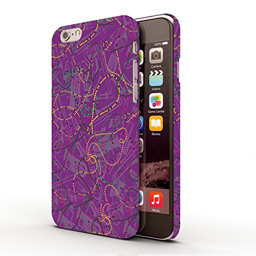 Koveru Back Cover Case for Apple iPhone 6 - Gras Beads