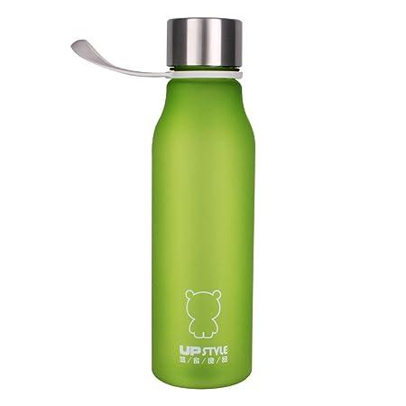 UPSTYLE Eco-friendly colorido plástico botella para hacer ...