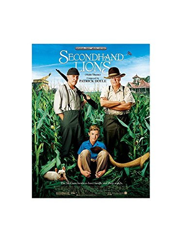 SECONDHAND LIONS (Main Theme) Sheet Music