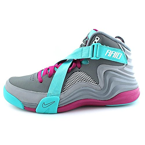 Nike Mens Maanaanval, Cool Grijs / Wolf Grijs-hyper Jade-brght M, 9.5 M Us