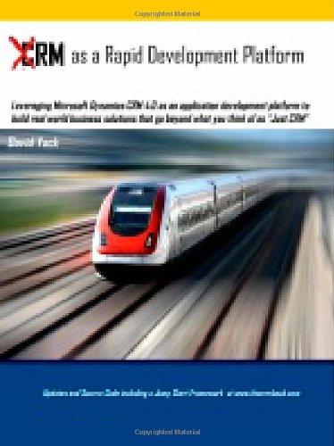 CRM as a Rapid Development Platform (Best Cloud Development Platform)