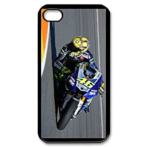 iPhone 4,4S Phone Case Valentino Rossi Case Cover PP8Z312365