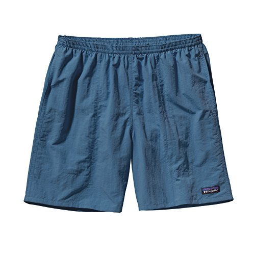 Patagonia Men's 7 Baggie Longs Shorts,Glass - Patagonia Bag Liner